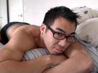 Asian Gay Pics docs justin huang bed this gay asian guy aesthetically marginalized complaining