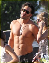 Joe Manganiello Porn joe manganiello shirtless coachella