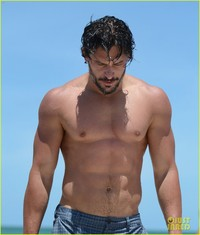 Joe Manganiello Porn manganiello shirtless miami joe