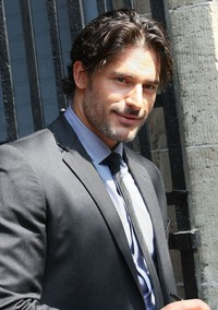 Joe Manganiello Porn wenn trueblood hunk joe manganiello declares