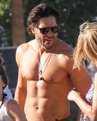Joe Manganiello Porn gallery shirtlesscelebs joe manganiello shirtless coachella lick sweet sweat off celebrity roundup