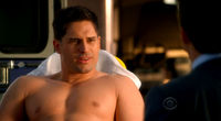Joe Manganiello Porn joe manganiello csi miami slides