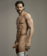 Joe Manganiello Porn joe provocative nude manganiello magic