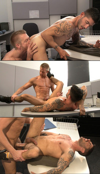Johnny Hazzard Porn collages titanmen christopher daniels johnny hazzard hot gay hard flip flop