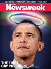 Jonathan Togo Gay Nude president obama covers newsweek category uncategorized
