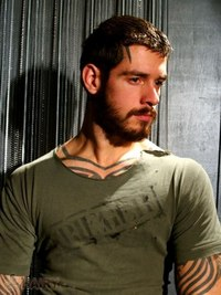Logan McCree Porn facial hair tattoo logan mccree ink prince