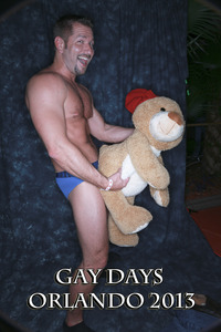 Michael Brandon Porn gaydays gay porn power couple alert teddy bear michael brandon