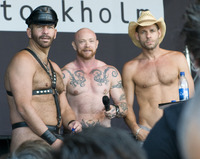 Michael Brandon Porn scott spears buck angel michael brandon stockholm pride personal unstraight stuff less more activism