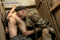 Military Gay Pics helpless