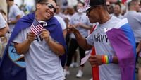 Military Gay Pics foxnews fox news politics pentagon announce friday repeal military gay ban jcr par featured media
