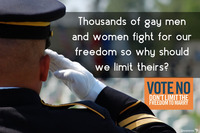 Military Gay Pics military gay rights freedom marry