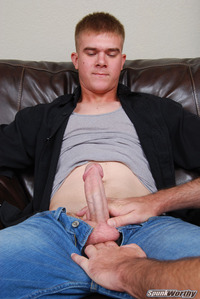 Military Gay Porn spunkworthy galen marine getting his cock sucked amateur gay porn category military