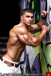 Muscled Gay Porn gallery live muscle show ruben valdez gay porn pics photo
