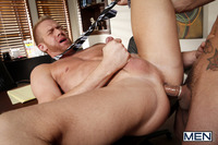 Phenix Saint Porn men unqualified phenix saint christopher daniels gay office porn photo