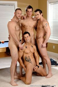 Phenix Saint Porn muscle hunks phenix saint rod daily parker london paul wagner suck cock fuck four way gay orgy next door buddies mid