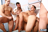Phenix Saint Porn gallery horny patient phenix saint dylan roberts trevor knight chris tyler jessy ares jizz orgy photo christian wilde