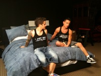 Pierre Fitch Porn greatest boys porn pierre fitch brent everett got jacked
