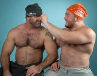 Bears Gay Pics bears skullcaps page