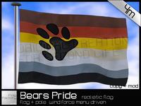Bears Gay Pics assets lightbox bears pride board flag bear gay copymod
