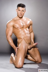 Robert Van Damme Porn bedab muscular gay porn star robert van damme was