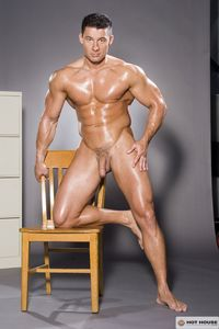 Robert Van Damme Porn muscle hunk gay porn icon robert van damme stars throttle service justice more from hot house muscular star