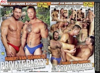 Robert VanDamme Porn pimpandhost ndm private party mystery revealed