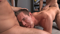Sean Cody's Brandon Porn sean cody muscular college jocks stu dan aiden bareback threeway