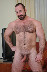 Bears Gay Porn rocky labarre gay porn star xxx guy hairy hirsute muscle bear woof alert