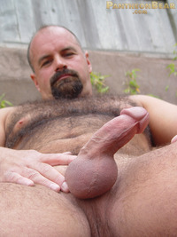 Bears Gay Porn dave pantheon bear hairy goatee sexy hot ass jockstrap cock ring football jersey beefy stocky gay porn paw tattoo boots jeans escort home nude pic