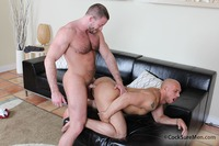 Shay Michaels Porn john magnum shay michaels cocksure bald