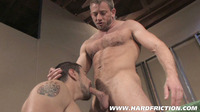 Shay Michaels Porn muscle hunks shay michaels dominic sol get live all access from hard friction pic