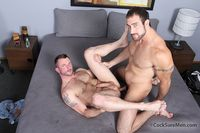 Spencer Reed Porn inked muscle hunks morgan black spencer reed swap blow jobs fuck cock sure men pic