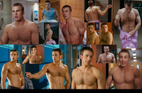 Taylor Lautner Gay Nude chris evans shirtless collage taylor lautner rides hard
