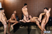 Tommy Defendi Porn gay frat micah brandt bobby clark tommy defendi donny wright mike demarko jizz orgy porn fuck battle fraternity gangbangs