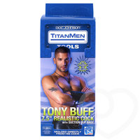 Tony Buff Porn adult titanmen tony buffs inch realistic dildo toys store sale price cheap free shipping