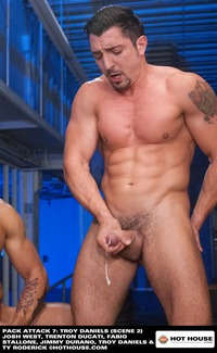 Troy Daniels Porn hot house entertainment fabio stallone