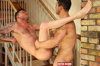 uncut cock butch dixon gio cruz eric north fucking uncut cock amatuer white guy gets fucked butt hard thick latino