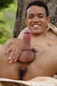 uncut cock tribal twinks armando twink black uncut cock jerk off category outdoors