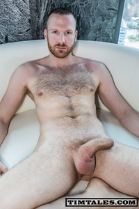 uncut cocks timtales tim bangkok huge uncut cock redhead redheaded shows off his massive erect