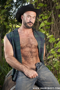 Wilfried Knight Porn hairy muscle hunk wilfried knight strips naked strokes his hard cock cowboys collectors edition from raging stallion studios boyz pic porn