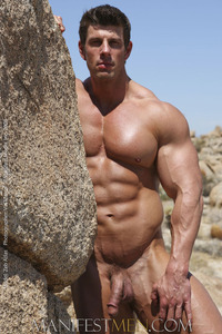 Zeb Atlas Porn gallery hung bodybuilder zeb atlas zavm manifest men nude