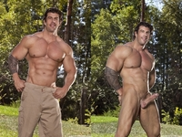 Zeb Atlas Porn nude muscle stud ass fucking zeb atlas raging stallion photo horz hunks jimmy fanz hard