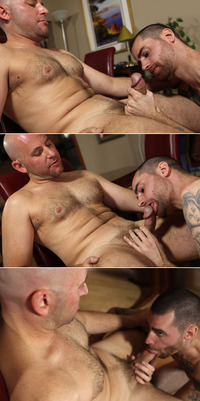 Big dick Male Gay Porn collages hotoldermale cock worship hot older male