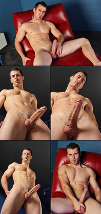 Big dick Male Gay Porn collages nextdoormale brock cooper super thick cock