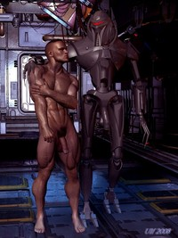 3 d gay sex pics great robot dick dream