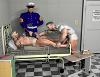 3d cartoon gay porn gay porn sick soldier gets treatment cartoons