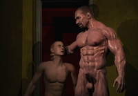 3d gay porn cartoon