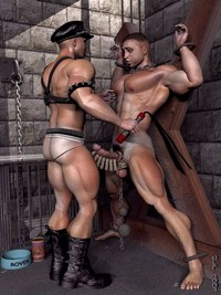 3d gay porn cartoon gays gay cartoons cruel bondage cbt torture