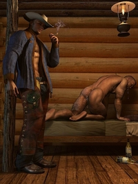 3d gay porn comics gay pics these cowboys have one nasty deal