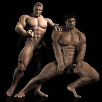 3d gay porn gallery galleries ffc ade muscular porn gallery